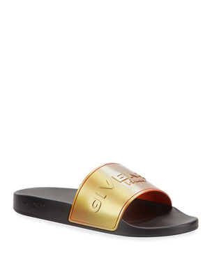 ef0bb5a3 Men's Designer Sandals & Flip Flops at Neiman Marcus
