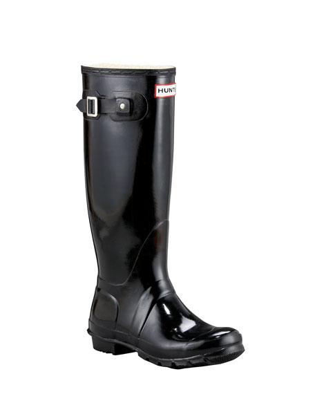 Hunter Boot Original Tall Gloss Rain Boot