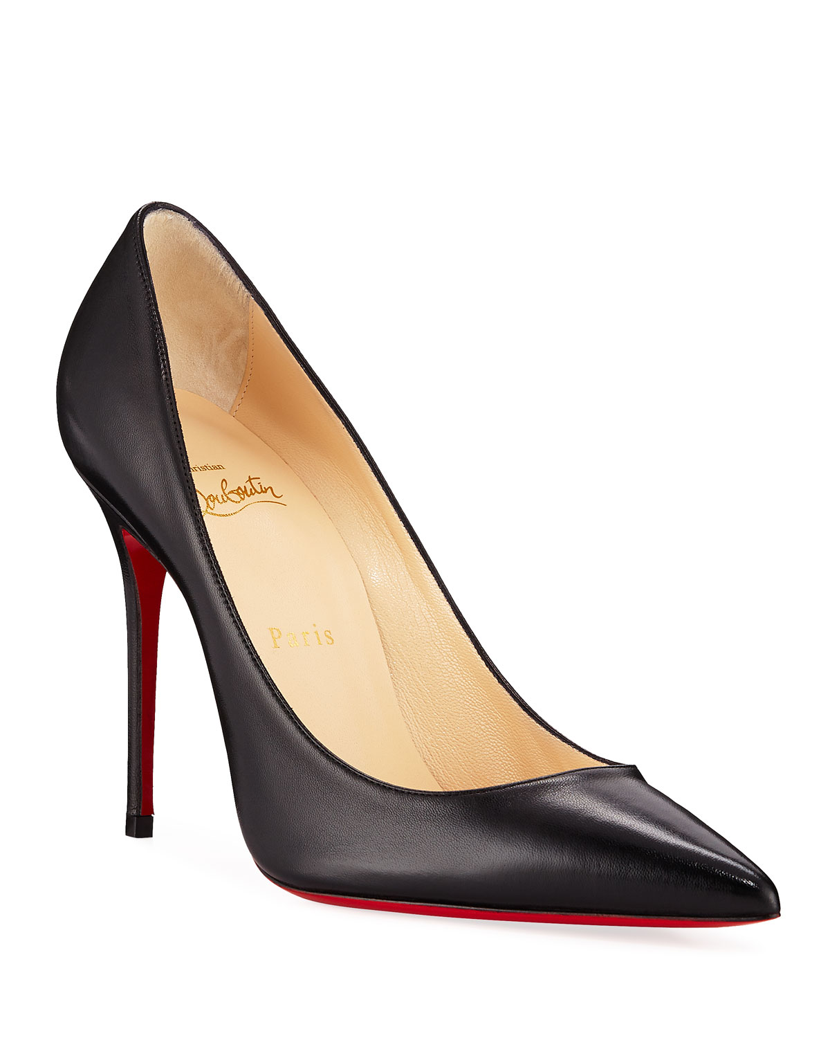 1d7ebd1d396 Christian Louboutin Decollette Red Sole Pumps
