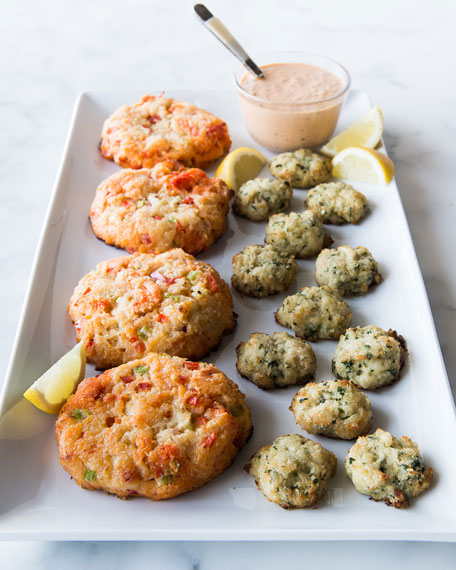 24 0.5-oz. Lobster Cakes