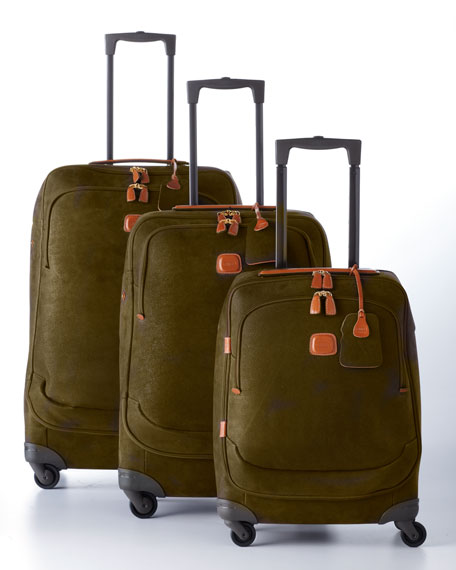 "Life Olive 32"" Spinner Luggage"