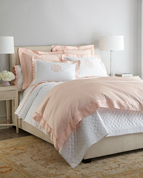 Matouk Full/Queen Ava Coverlet