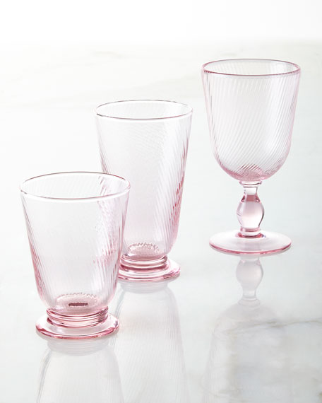 Juliska Arabella Small Pink Tumbler