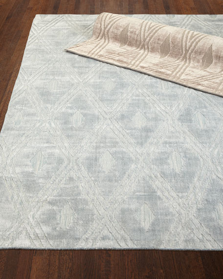 Diamond Girl Rug, 6' x 9'