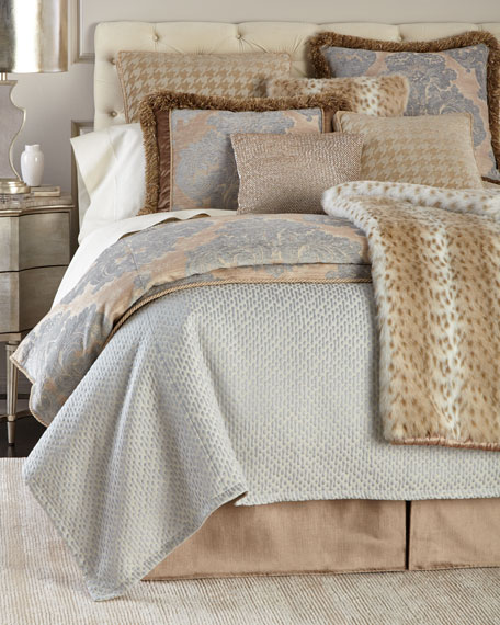Dian Austin Couture Home Queen Belleme Coverlet