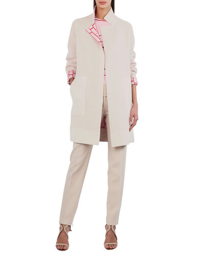 Melvin Straight-Leg Wool Pants and Matching Items