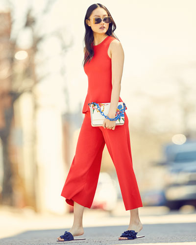 Classic Lustrate Peplum Top and Matching Items