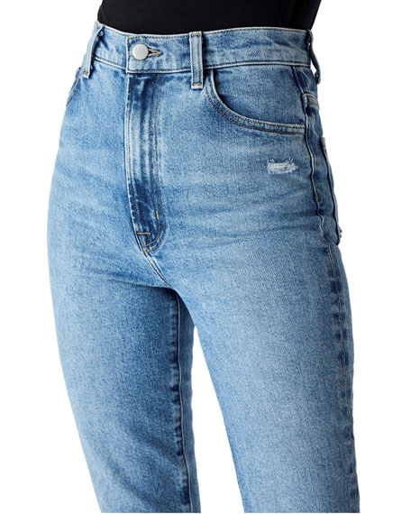 Image 5 of 5: J Brand 1212 Runway High-Rise Slim Jeans