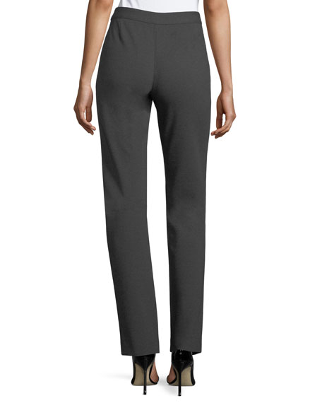 Punto Milano Straight-Leg Pants