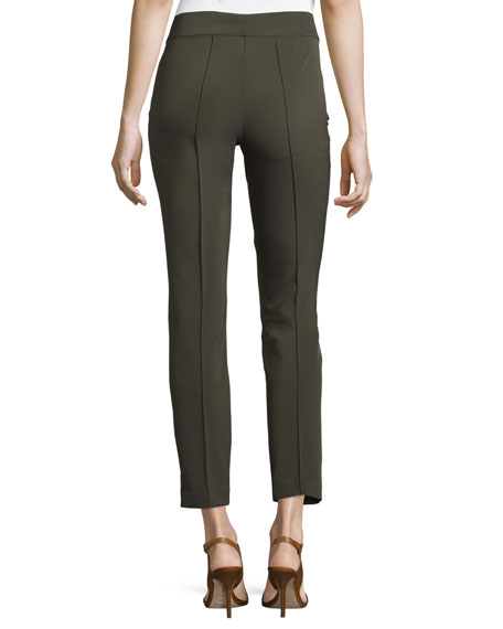 Gramercy Acclaimed-Stretch Pants, Plus Size