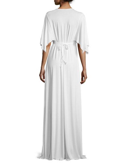 Plus Size Long Caftan Dress