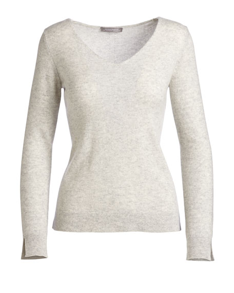 Modern Cashmere V-Neck Sweater