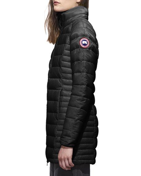 Brookvale Quilted Hoodie Puffer Jacket