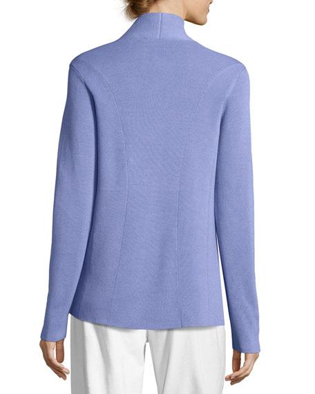 Open Interlock Cascade Jacket, Plume