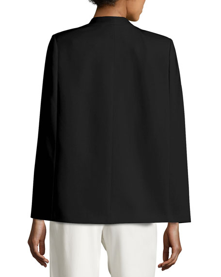 Natalie Cape Jacket