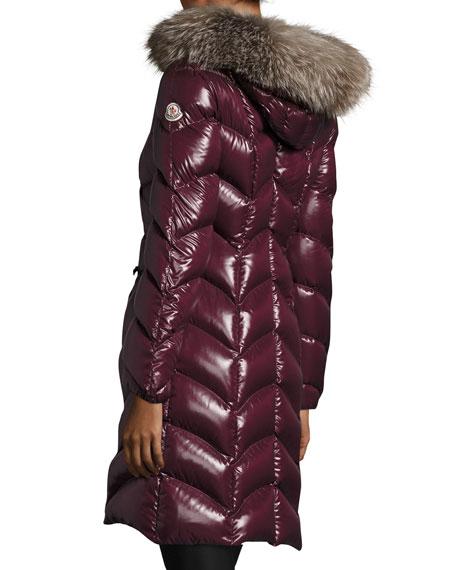 Moncler Albizia Hooded Puffer Jacket Neiman Marcus