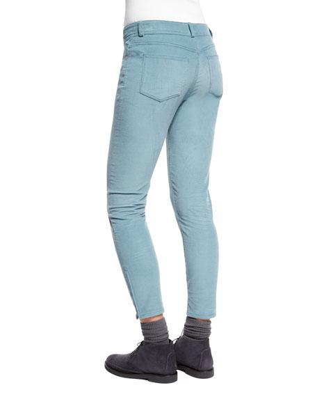 Mathias Corduroy Cropped Pants