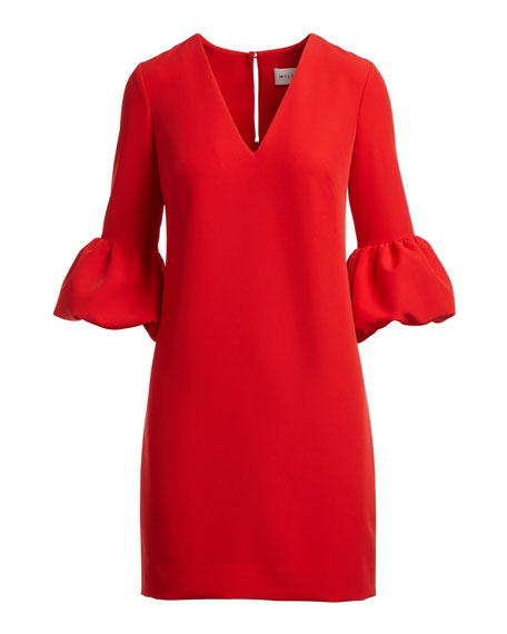 Italian Cady Mandy Dress