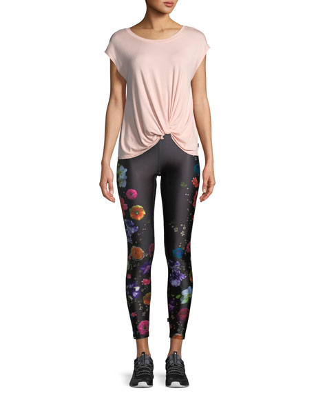 Fresh Florals Performance Leggings