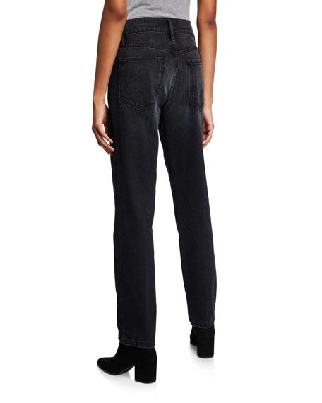 FRAME Heritage Sylvie Slender Straight Jeans
