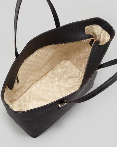 kate spade new york cedar street harmony tote bag, black
