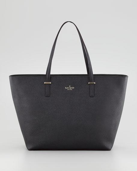 cedar street harmony tote bag, black