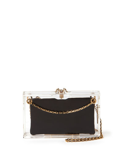 Dora Clear Shoulder Bag