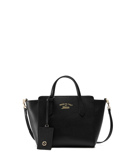 Swing Mini Crossbody Bag, Black