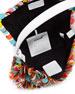 Paillette Baguette Shoulder Bag, Multicolor