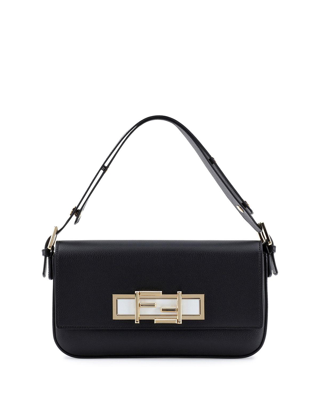 fe066058dc5a Fendi New Baguette Shoulder Bag