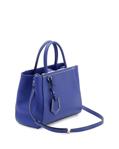 2Jours Petite Satchel Bag, Cobalt Blue