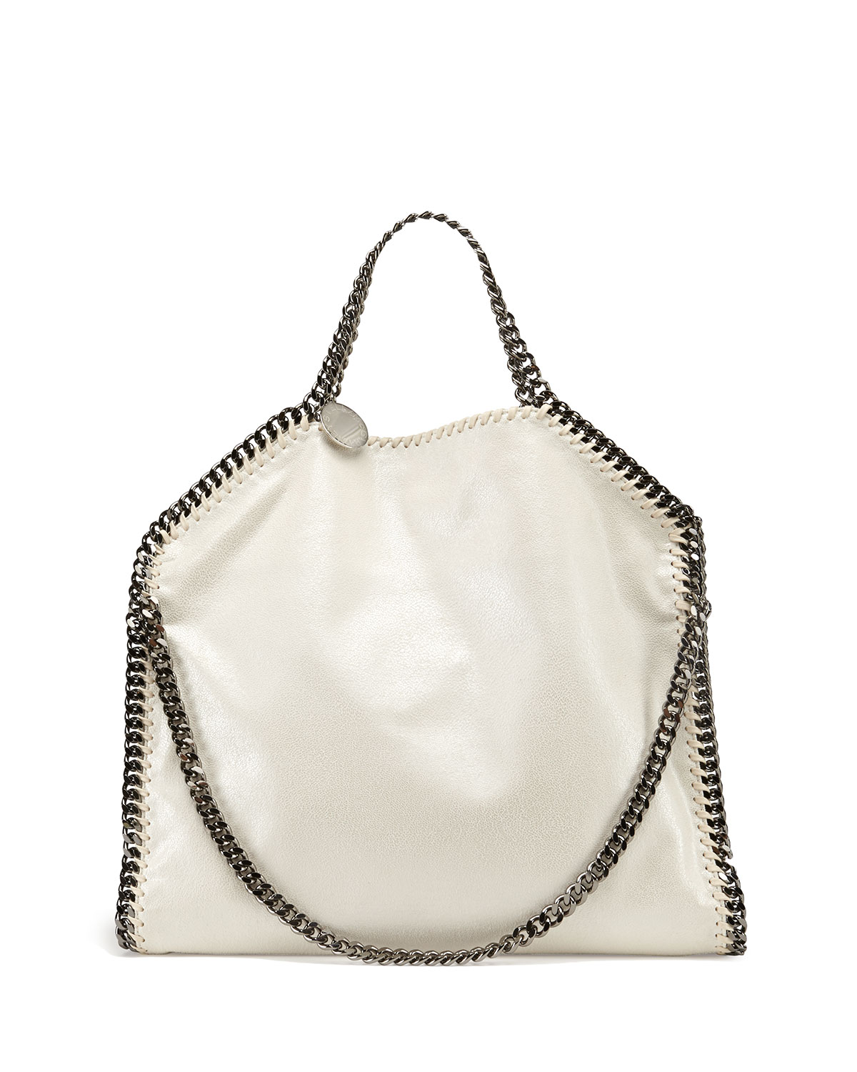 Stella McCartney Falabella Small Fold-Over Tote Bag ed3afb3e29ae5