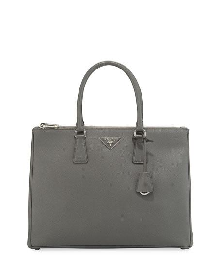 9f2592f99cd Prada Large Saffiano Lux Tote   Neiman Marcus