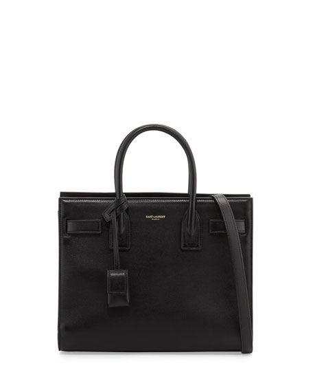 Saint Laurent Sac de Jour Nano Smooth Leather