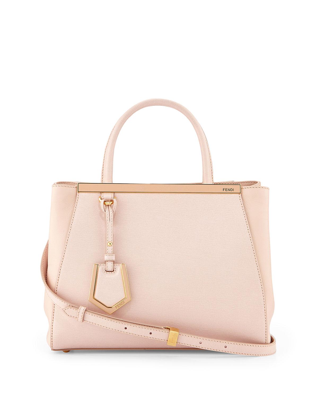 a7190ebc25c1 Fendi 2Jours Petite Shopping Tote Bag