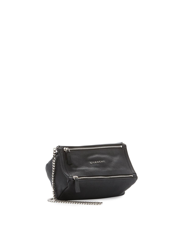 Givenchy Pandora Mini Chain Sugar Satchel Bag  ac20630a69124