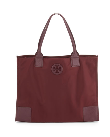 Tory Burch Ella Packable Womens Tote Bag