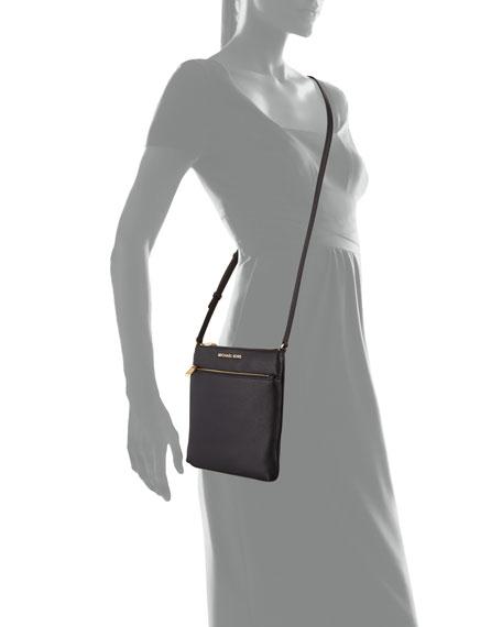 Riley Small Leather Crossbody Bag