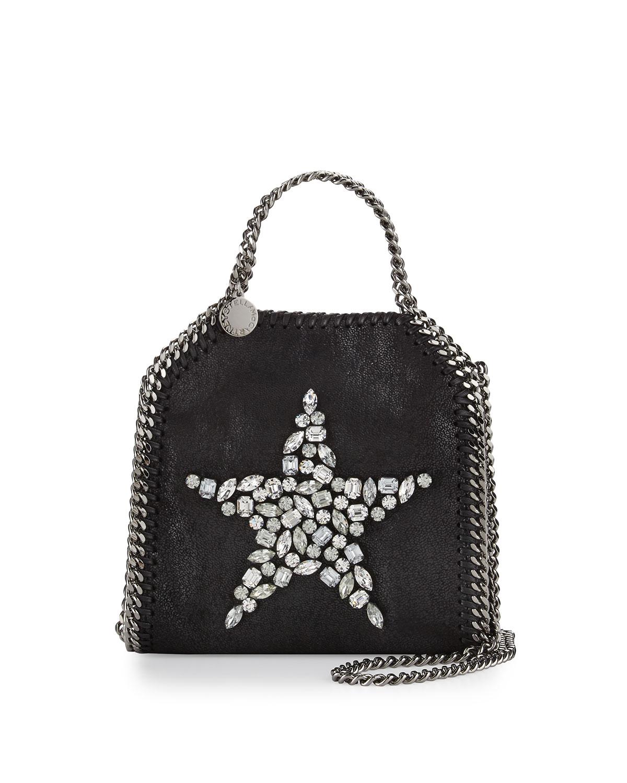 b28b9f917f0c Stella McCartney Falabella Tiny Star Shoulder Bag