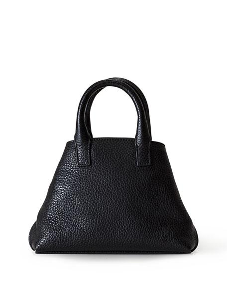 Ai Micro Leather Crossbody Bag