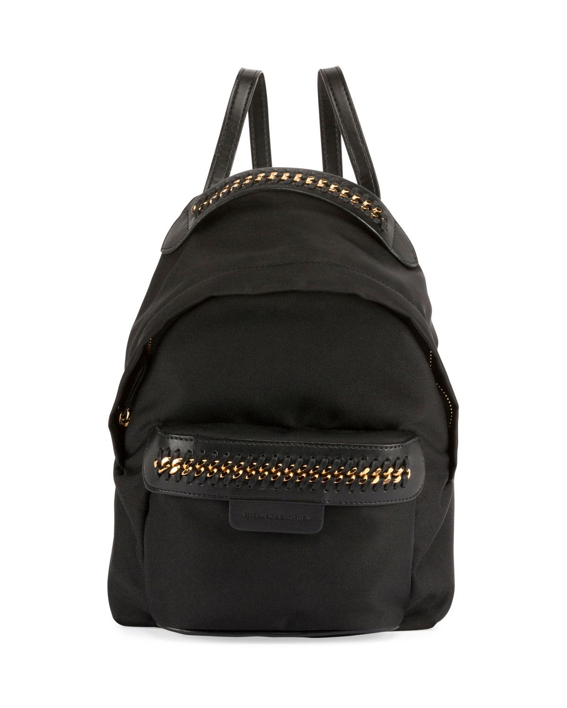 6ba242e666 Stella McCartney Eco Nylon Falabella Go Backpack