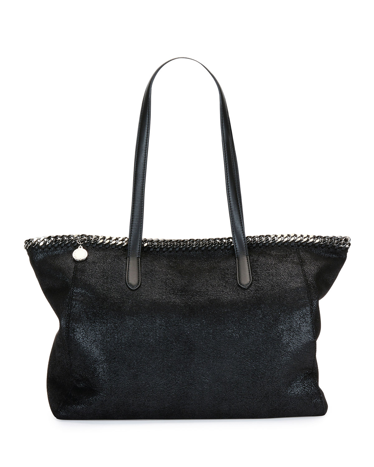 bef357d749 Stella McCartney Falabella Shaggy Deer East-West Small Tote Bag ...