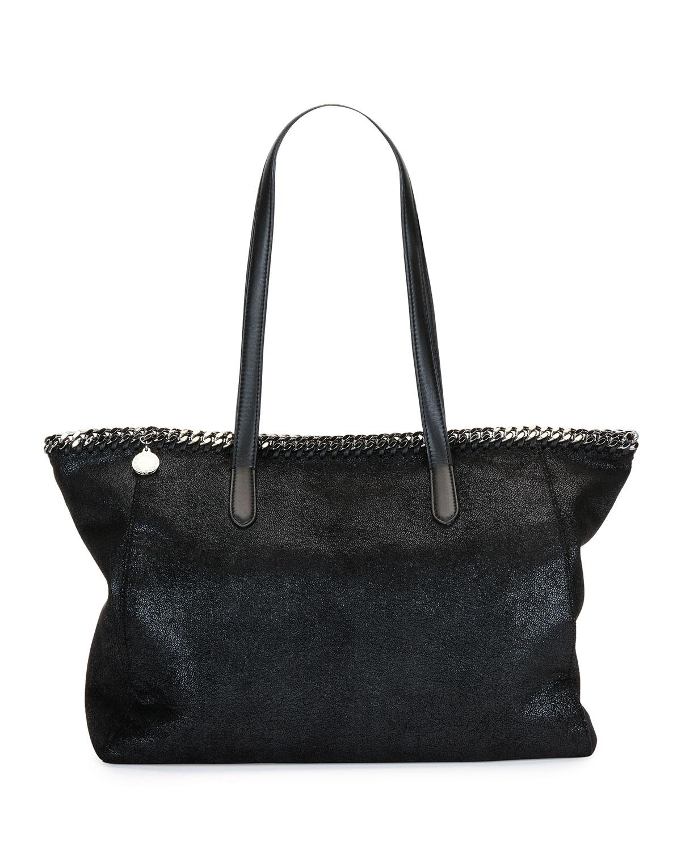 029ee9112e Stella McCartney Falabella Shaggy Deer East-West Small Tote Bag ...