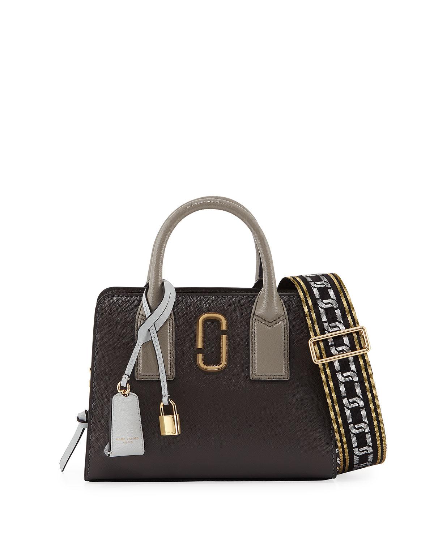 Marc Jacobs Little Big Shot Saffiano Tote Bag  362e2f7bbcf17