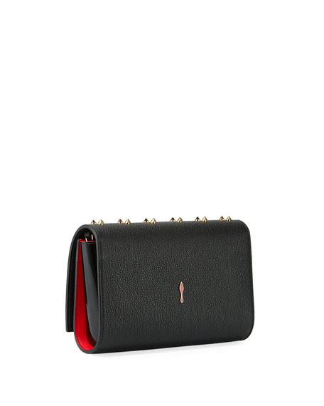 Paloma Fold-Over Embellished Clutch Bag