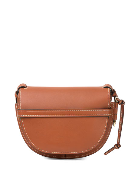 Gate Small Calf Shoulder Bag