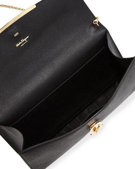 Salvatore Ferragamo Gancini Icona Mini Bag