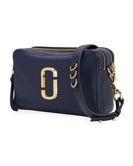 Image 4 of 5: The Marc Jacobs The Softshot 27 Crossbody Bag
