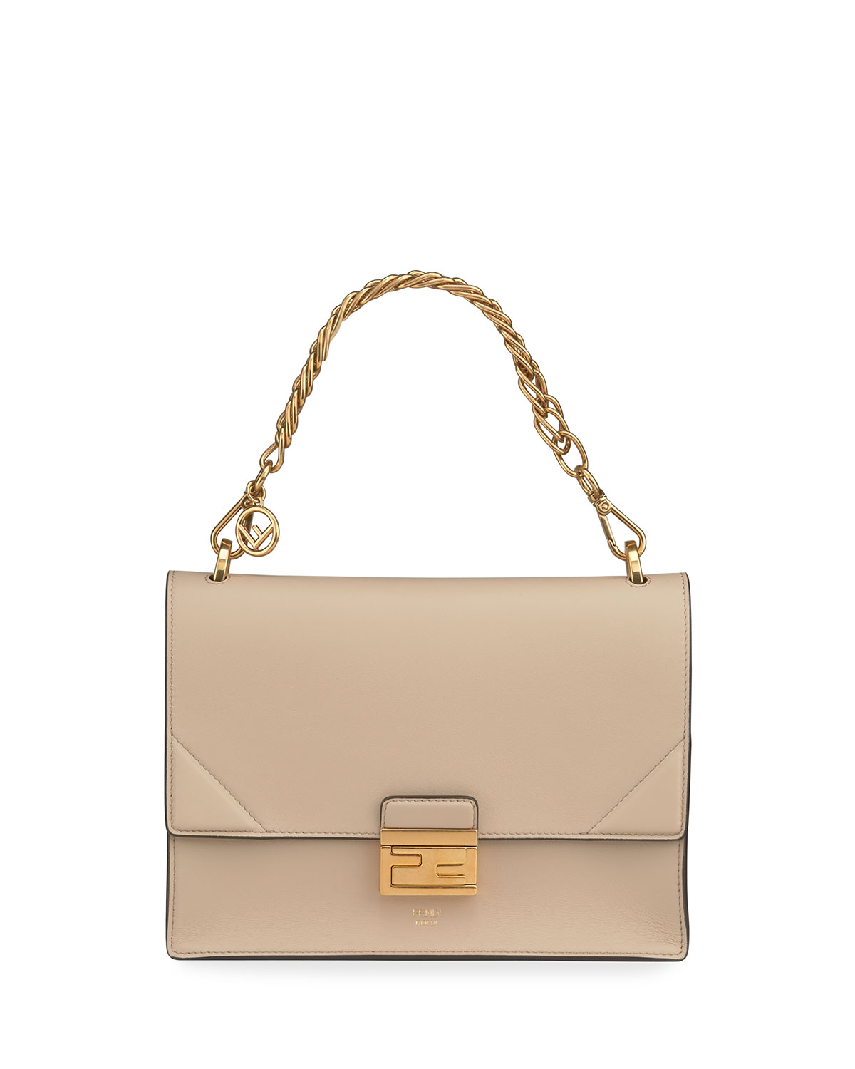 Kan U Grace Matte Shoulder Bag by Fendi