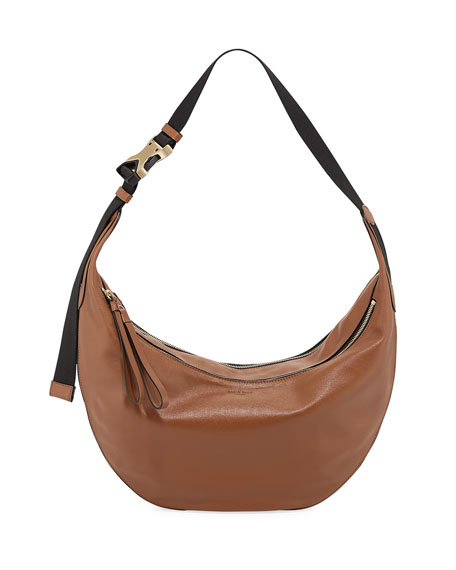 Image 1 of 4: Riser Hobo Bag